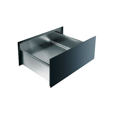 Scholtes 60x24cm Stainless Steel Built In Warming & Storage Drawer (WDR24XA)