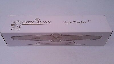 NEW FACTORY SEALED - Acoustic Magic Voice Tracker Array Microphone Lecture USB I