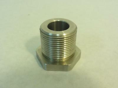 162905 New-No Box, Metalquimia 019775T Locking Shaft Rammer Nut, -16 BOSS