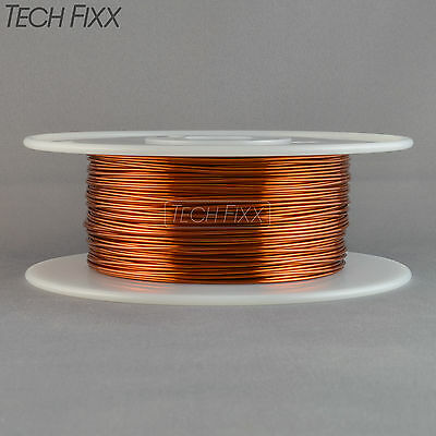 Magnet Wire 16 Gauge AWG Enameled Copper 205 Feet Coil Winding and Crafts 200C