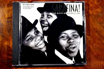 Sarafina - The Music Of Liberation  - Used VG