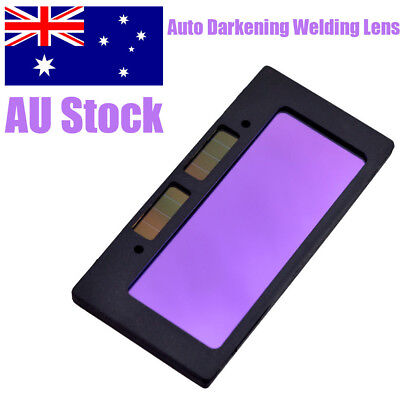 Solar Auto Darkening Welding Helmet Lens Filter Shade 3/11 High Quality AU NSW