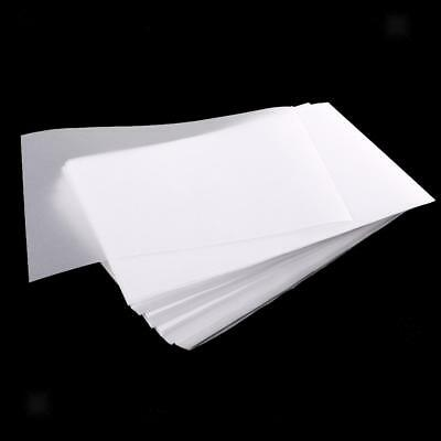 200x Vellum Translucent Tracing Paper Sheet Stencil 63gsm for Tattoo Drawing