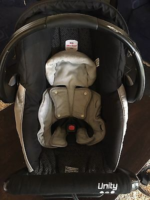 Baby Safe N sound Unity Capsule Car Seat