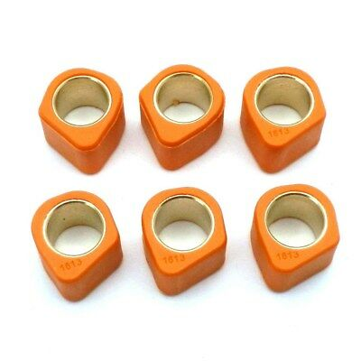 Slider Roller Weights Performance 16X13 6G GY6 50cc Scooter 139QMB