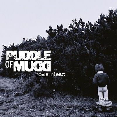 Puddle Of Mudd - Come Clean Numbered Coloured LP Vinyl New!
