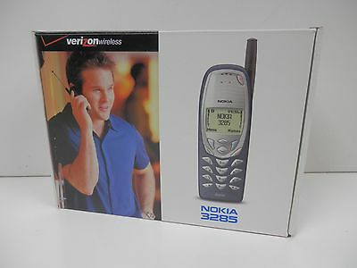 NEW Nokia 3285 CELL PHONE Collector phone Rare Cellular Vintage Movie Prop