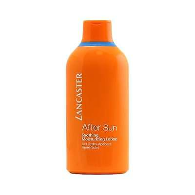 Lancaster After Sun Soothing Moisturising Lotion 400ml for Her, NEW