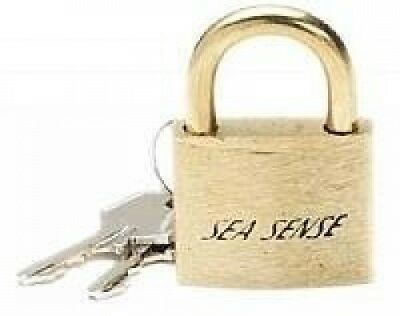 Unified Marine Padlock 3.8cm Solid Brass. Huge Saving