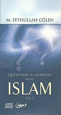 Question & Answers About Islam -- Volume 2 by M. Fethullah Gulen (CD-Audio,...