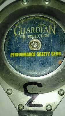 Guardian Fall Protection 25 FOOT Retractable Lifeline