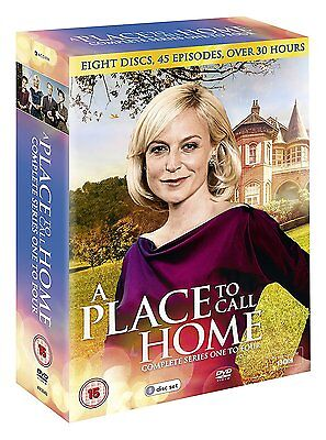 A Place to Call Home - Complete Series 1 to 4: New DVD - Marta Dusseldorp
