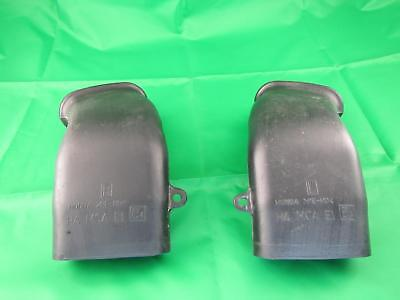 02 Honda Goldwing GL1800 AIR INTAKE DUCTS RIGHT & LEFT