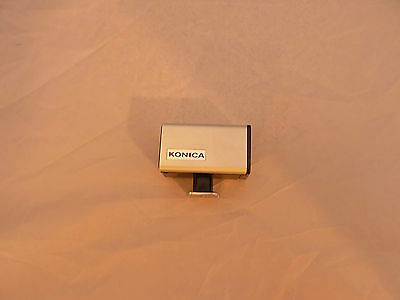 Vintage 1960's Konica Hot Shoe Flash Cube Adapter