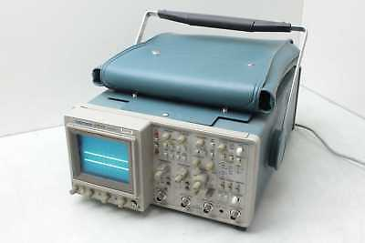 Tektronix 2467B Analog Oscilloscope 400MHz Bandwidth 4 Channel High Write Speed