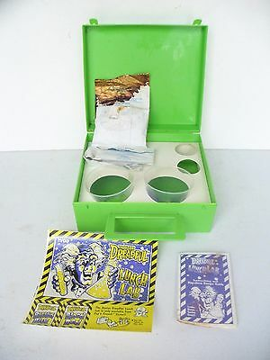 Cap'n Crunch Mail Away Doctor Dreadful's Lunch Lab Set w/ Lunch Box Beakers+