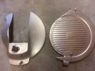 Hobart 1612-1712 Back And Front Knife Guard Plus All Back Knife Knobs
