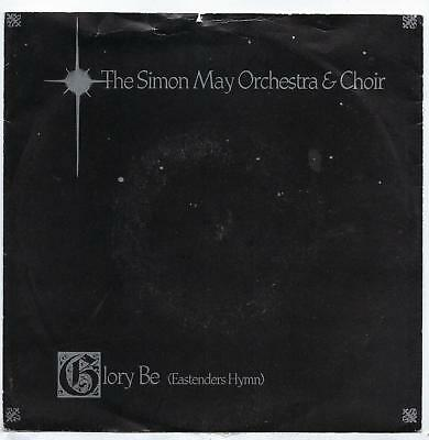 "Simon May Orchestra - Glory Be - 7"" Single"