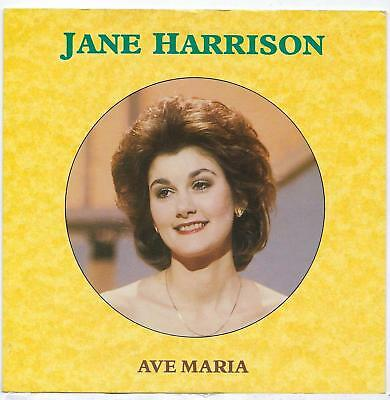 "Jane Harrison - Ave Maria - 7"" Single"