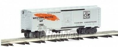 Williams by Bachmann O Scale 40' Box Car Western Pacific. Delivery is Free