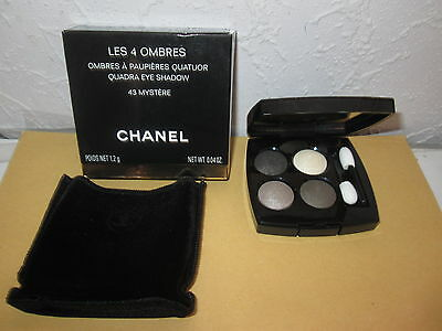 Les 4 Ombres 43 Mystere Chanel