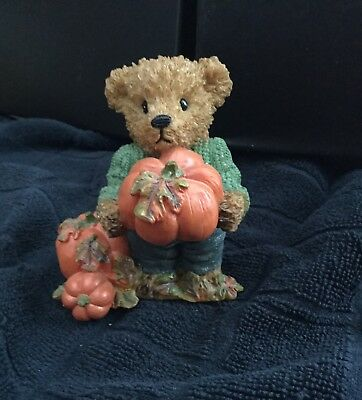 Home Interiors & Gifts Bear Figurines