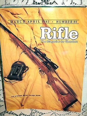 Rifle 3/4 1983~Winchester 65~Sako Extractor In Rem Bolt~Alpha 1~Ruger 77~9X56Mm