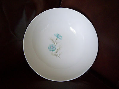 """TS&T Taylor Smith Taylor Boutonniere Ever Yours vegetable bowl 9"""" round"""