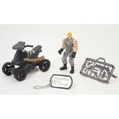 True Heroes Sentinel 1 Action Figure and Vehicle - Smash - ATV. Toys R Us