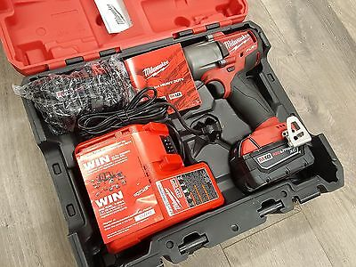 Milwaukee M18 FUEL 18V 1/2 in Mid Torque Impact Wrench