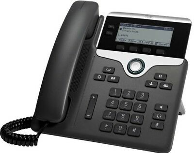 CISCO IP Phone 7811 TELEPHONE VoIP - IEEE 802.1Q (VLAN) - IEEE 802.1p
