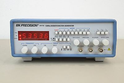 BK Precision 4017A 10MHz Sweep / Function Generator (13439)