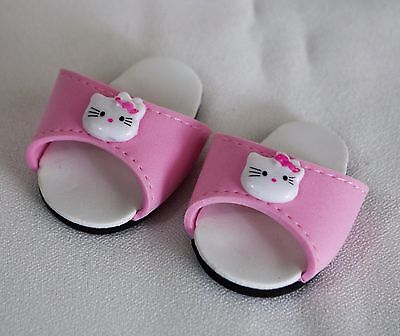 "Sandals For 18"" American Girl Doll And Bitty Baby Doll Clothes Accessories"