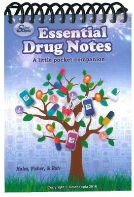Essential Drug Notes: A little pocket companion