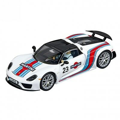 "Carrera Evolution Porsche 918 Spyder ""Martini Racing, No.60cm. Carrera USA"