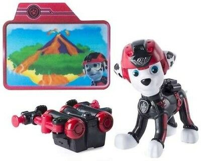 EXCLUSIVE Paw Patrol - MISSION PAW MARSHALL - Pup Pack and Mission Card