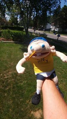 "jeffy Puppet 15"" Custom  plush  High Quality What Doin youtube"
