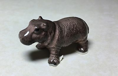 HAGEN-RENAKER HIPPO BABY #3193 miniature collectible ~ RETIRED/RARE