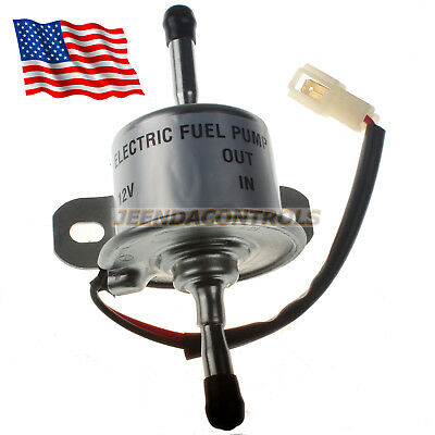 New 12V Electric Fuel Pump 12585-52030 For Kubota • $138.99 - PicClick