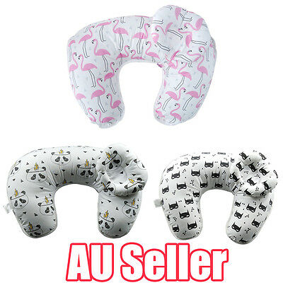 U-Shaped Maternity Breastfeeding Pregnancy Nursing Support Pillow Newborn Baby B