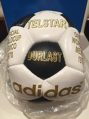 Adidas Original 1970 Official World Cup Mexico Match Ball Limited Edition Soccer