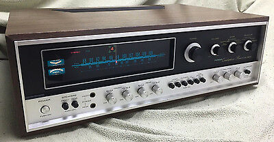 Pioneer Qx 8000 Receiver Monster Quad Stereo Serviced Tested Sounds Excellent