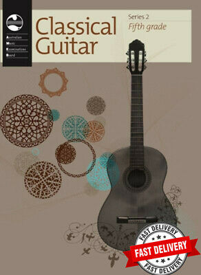 Ameb Classical Guitar Series 2 Fifth Grade 5 ***Brand New***