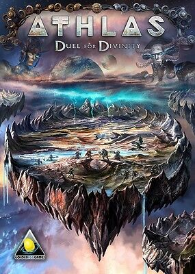 Athlas Duel for Divinity. Golden Egg Games. Best Price