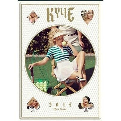 Official Kylie Minogue Calendar 2017