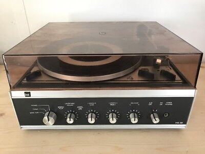 Dual Hs 38 1214 - Record Player Stereo Amplifier
