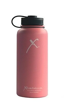 (950ml, Blush Pink) - Xtreme Canteen Canteen with Plastic Strap Lid. Best Price
