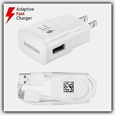Original Samsung Galaxy S8 S8plus Wall Charger Adaptive Fast OEM Type C