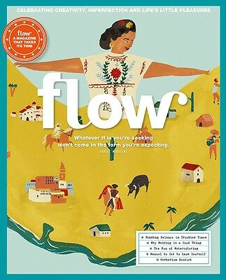 Flow Magazine Issue 17 - A magazine for paper lovers