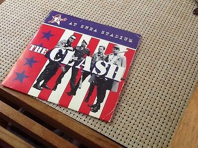 Cd The Clash At Shea Stadium Cd Promo Hors Commerce Album Complet